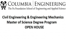 Civil Engineering and Engineering Mechanics Open House